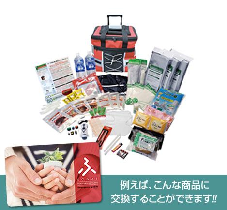 ふくふくポイントギフト【防災】20,000円分の画像
