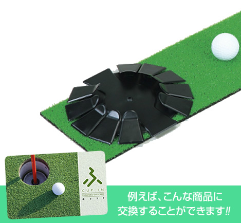 ふくふくポイントギフト【ゴルフ】3,000円分の画像