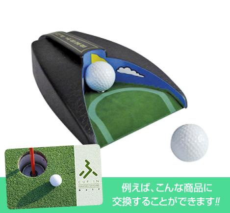 ふくふくポイントギフト【ゴルフ】5,000円分の画像