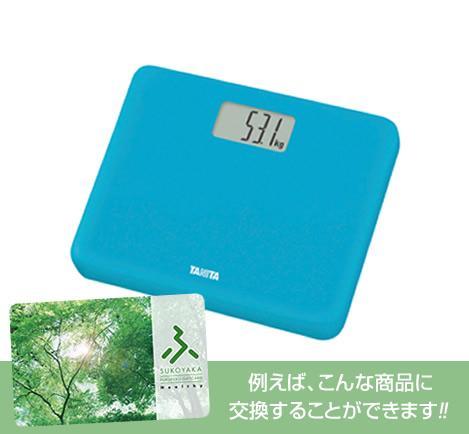 ふくふくポイントギフト【健康】3,000円分の画像