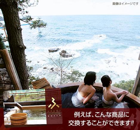 ふくふくポイントギフト【温泉・ホテル】10,000円分の画像