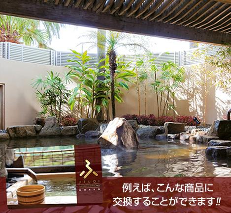 ふくふくポイントギフト【温泉・ホテル】50,000円分の画像