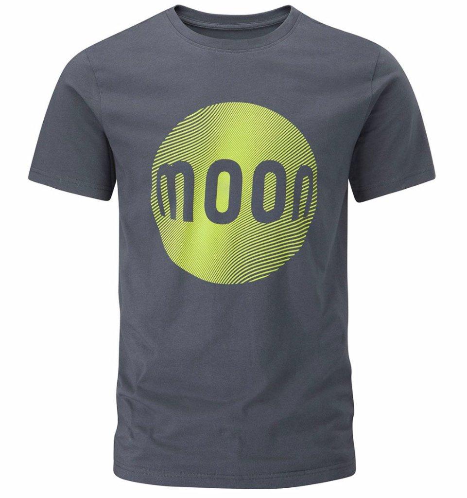 MOON ウェーブロゴTシャツの画像