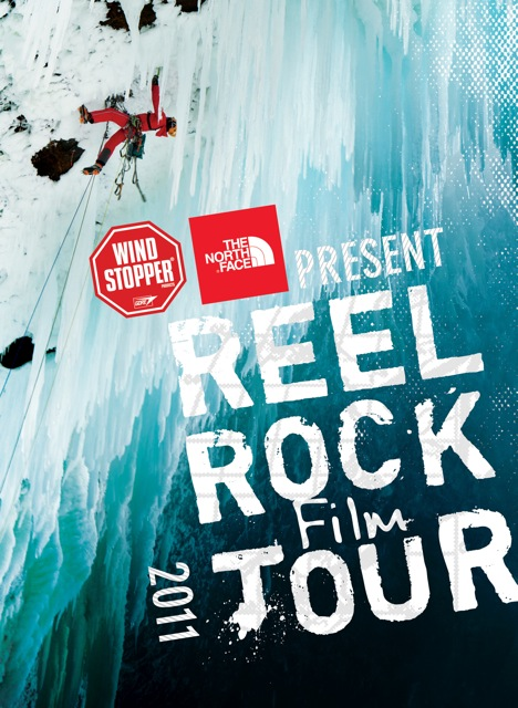 Reel Rock Film Tour 2011の画像