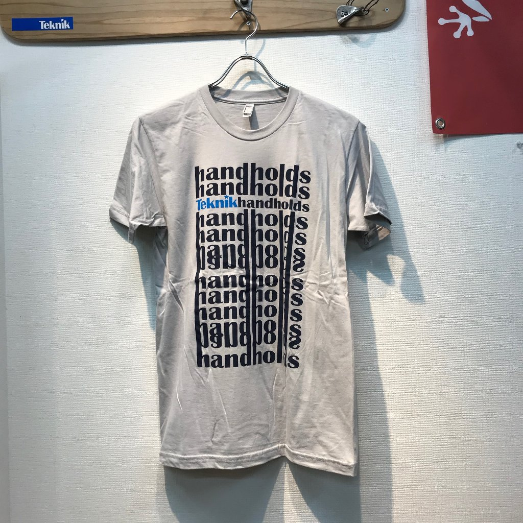 TEKNIK Hand Hold Tシャツの画像