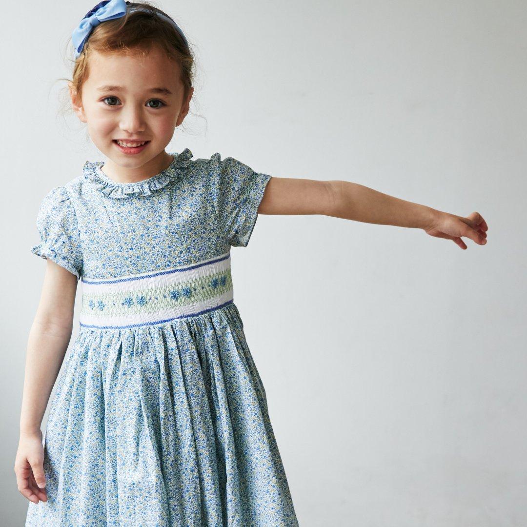 AntoinetteParis★Frecia(GREEN/BLUE)(12m~10A)画像