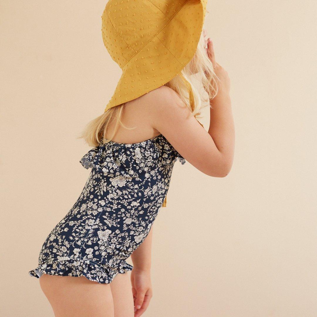 Olivier Baby&Kids★LIBERTY SWIMWEAR(Summer Blooms)(-8y)画像