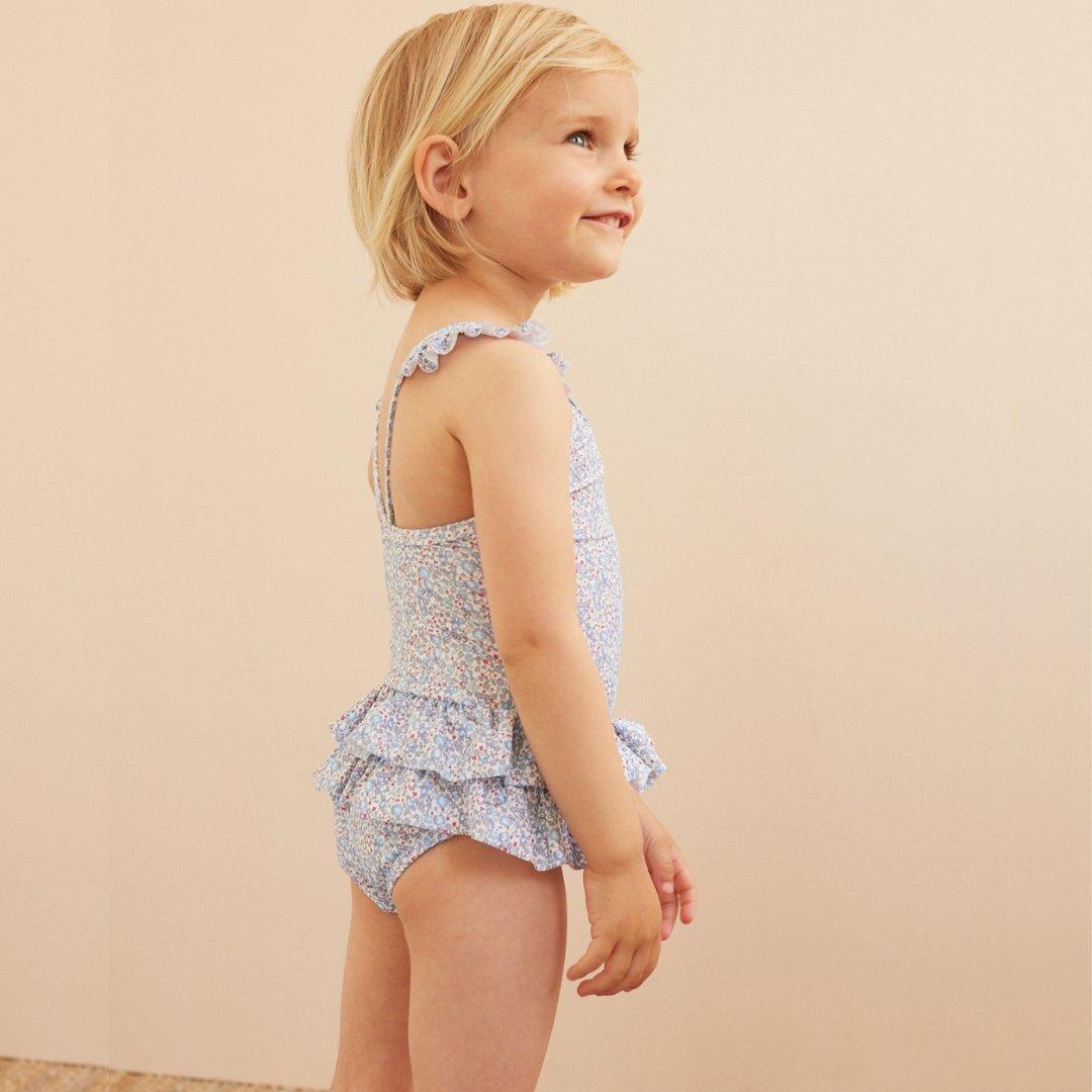 Olivier Baby&Kids★LIBERTY SWIMWEAR(Eloise)(-4y)画像