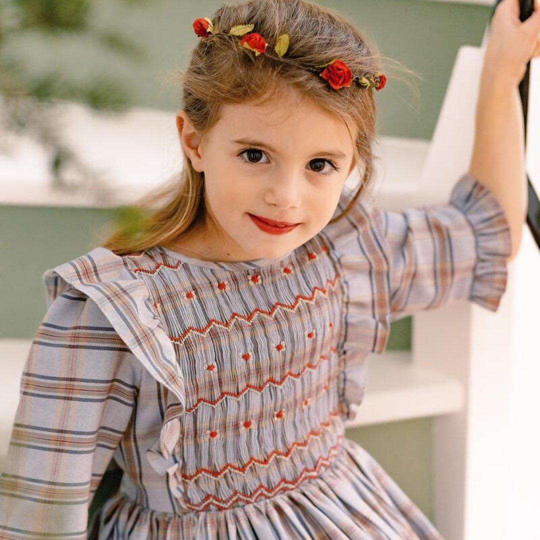 AntoinetteParis★Alexandra-Tartan(12m~8A)画像
