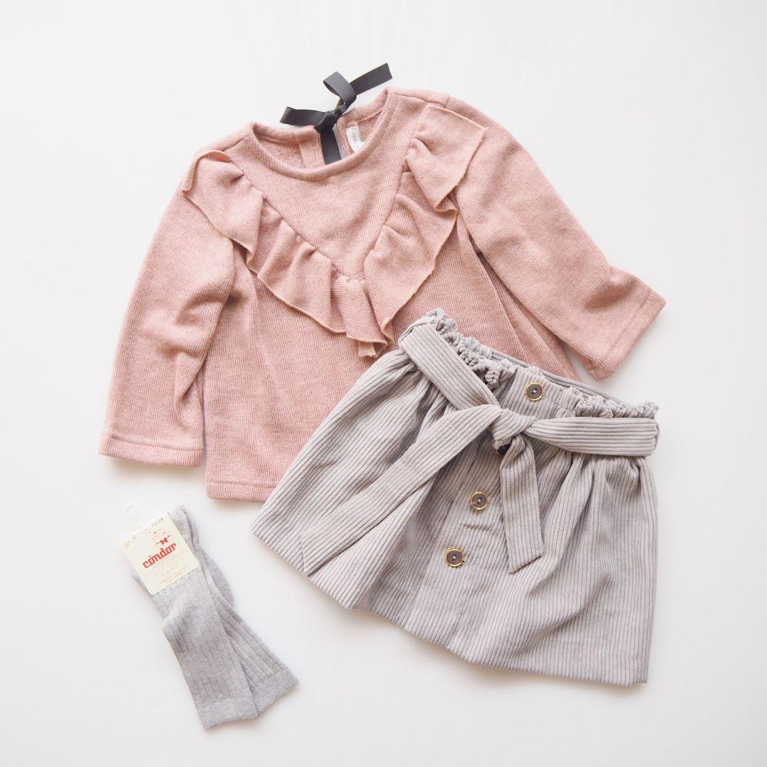 Fina Ejerique★コーデュロイスカート(2A-8A)画像