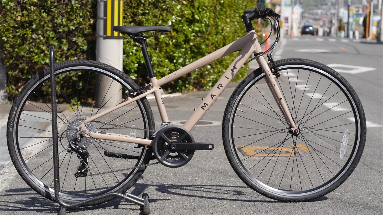 MARIN Bikes DONKY Jr 700 マリンバイクス 「ドンキーJr」  身長140cmから乗れるクロスバイク画像