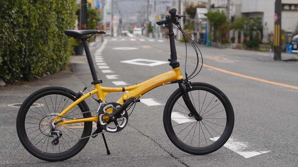 Dahon ダホン Visc EVOヴィスク エヴォ 20インチ 折り畳み自転車 ビスクエボの画像