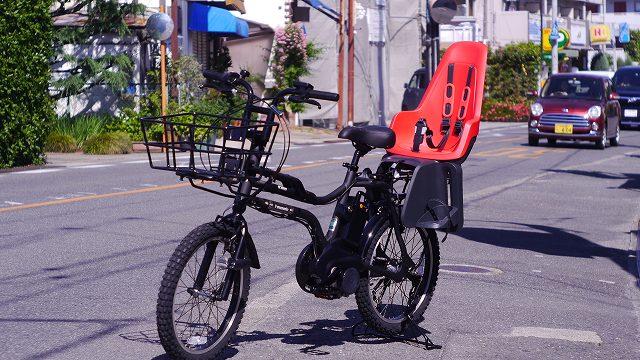 Panasonic EZ カスタム [パナソニック イーゼット カスタム] 電動アシスト自転車の画像