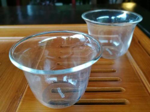 耐熱茶杯の画像