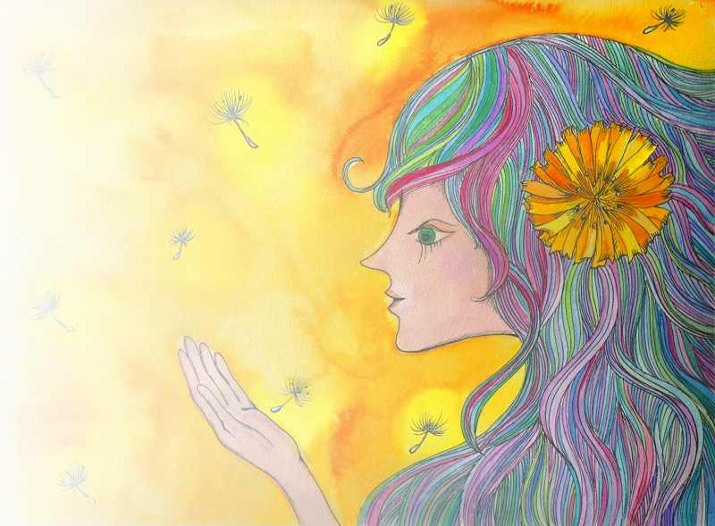 dandelionイメージ
