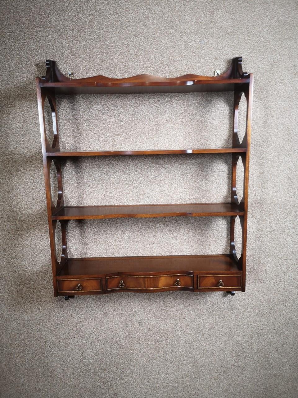 Reprodux Bevan Funnel wall rack画像