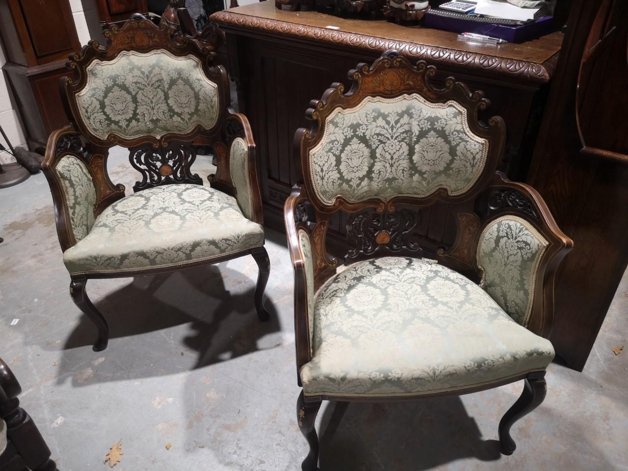 Salon suite(2 Chairs)画像