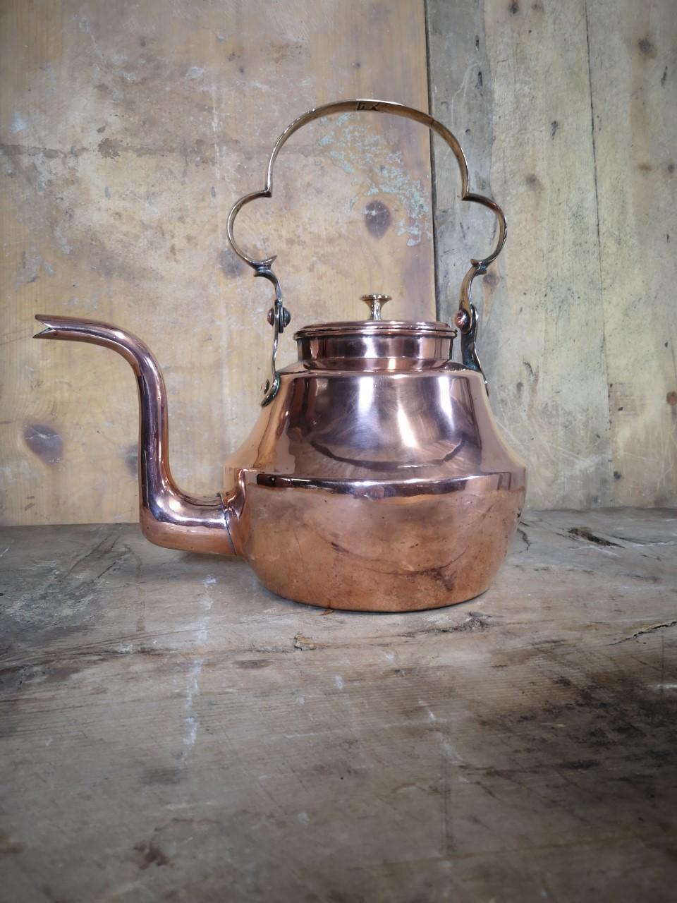 Copper kettle画像