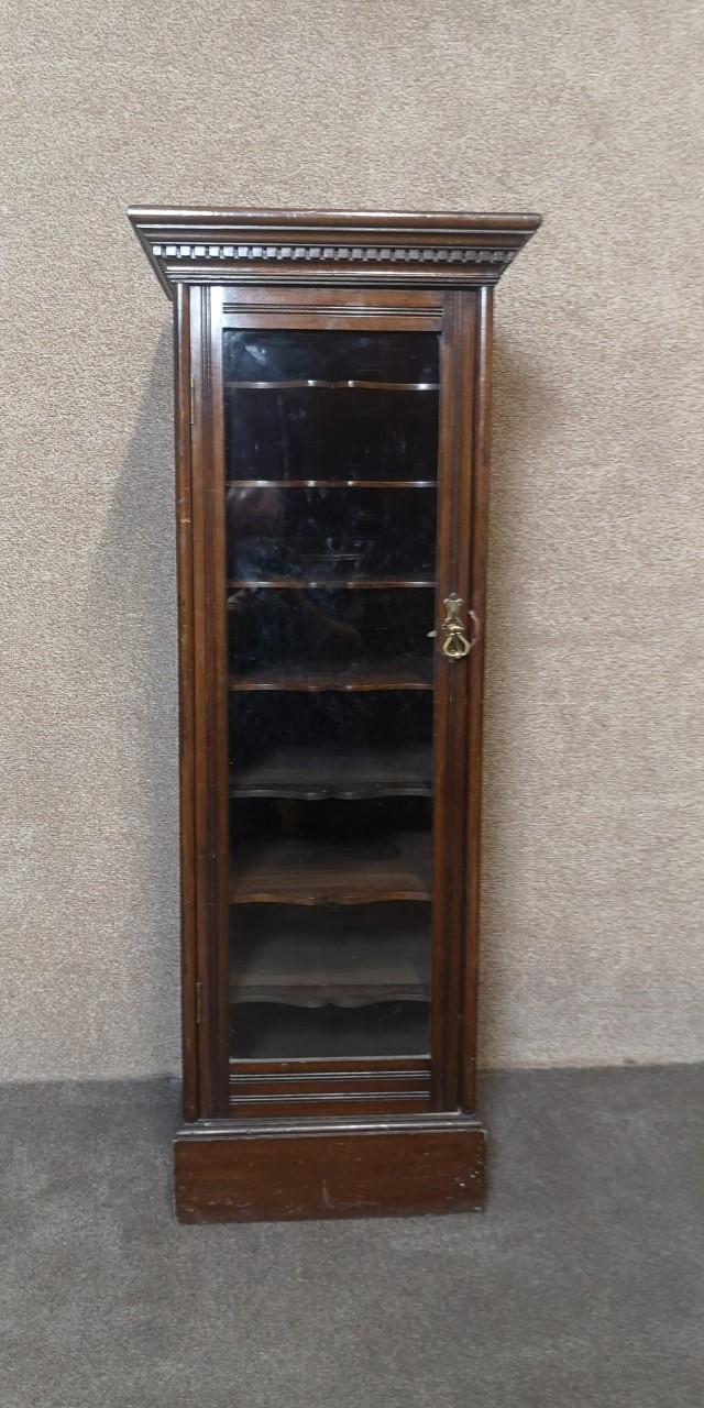 Walnut folio / filing cabinet画像