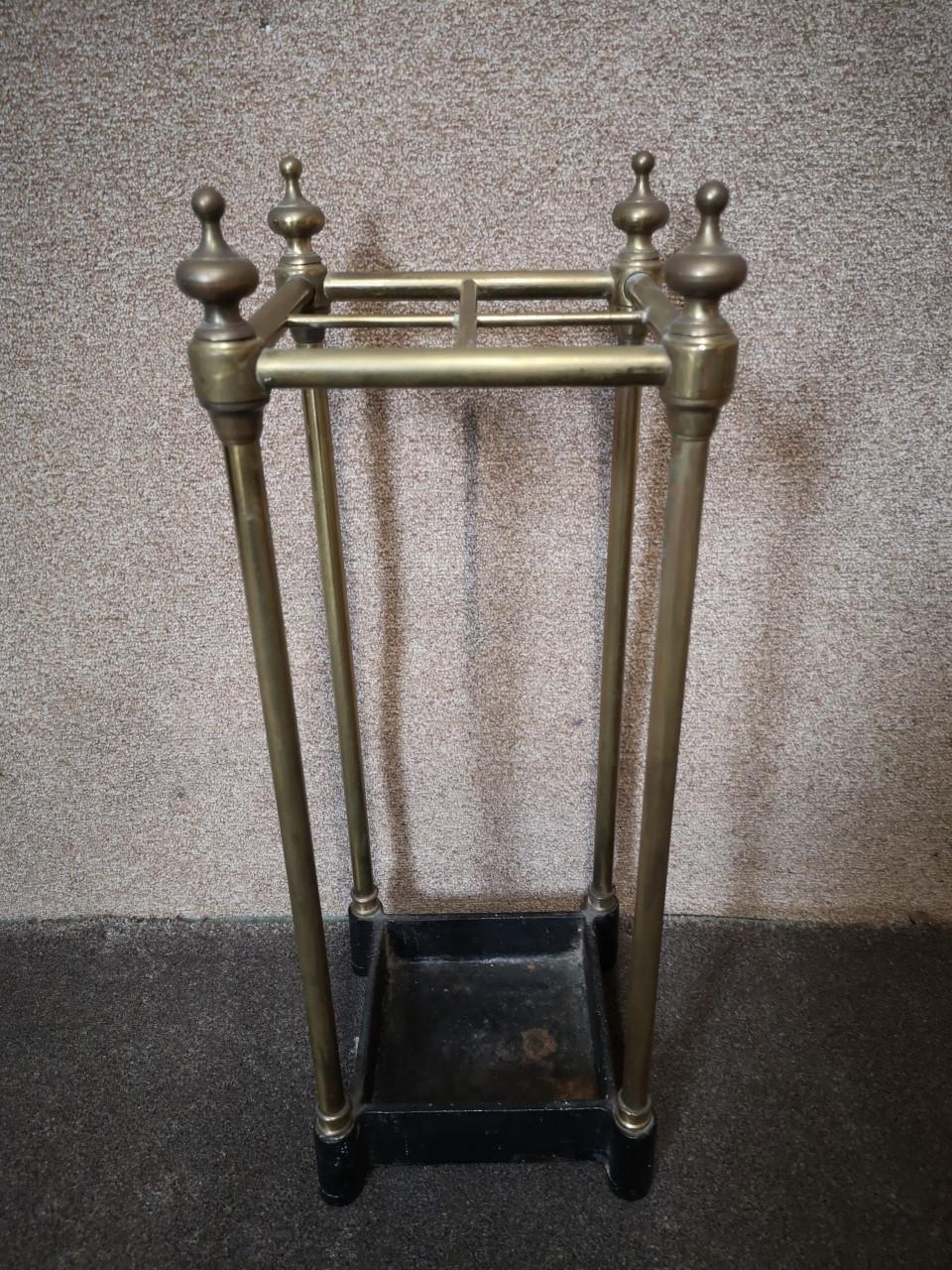 Brass stuck/ umbrella stand画像