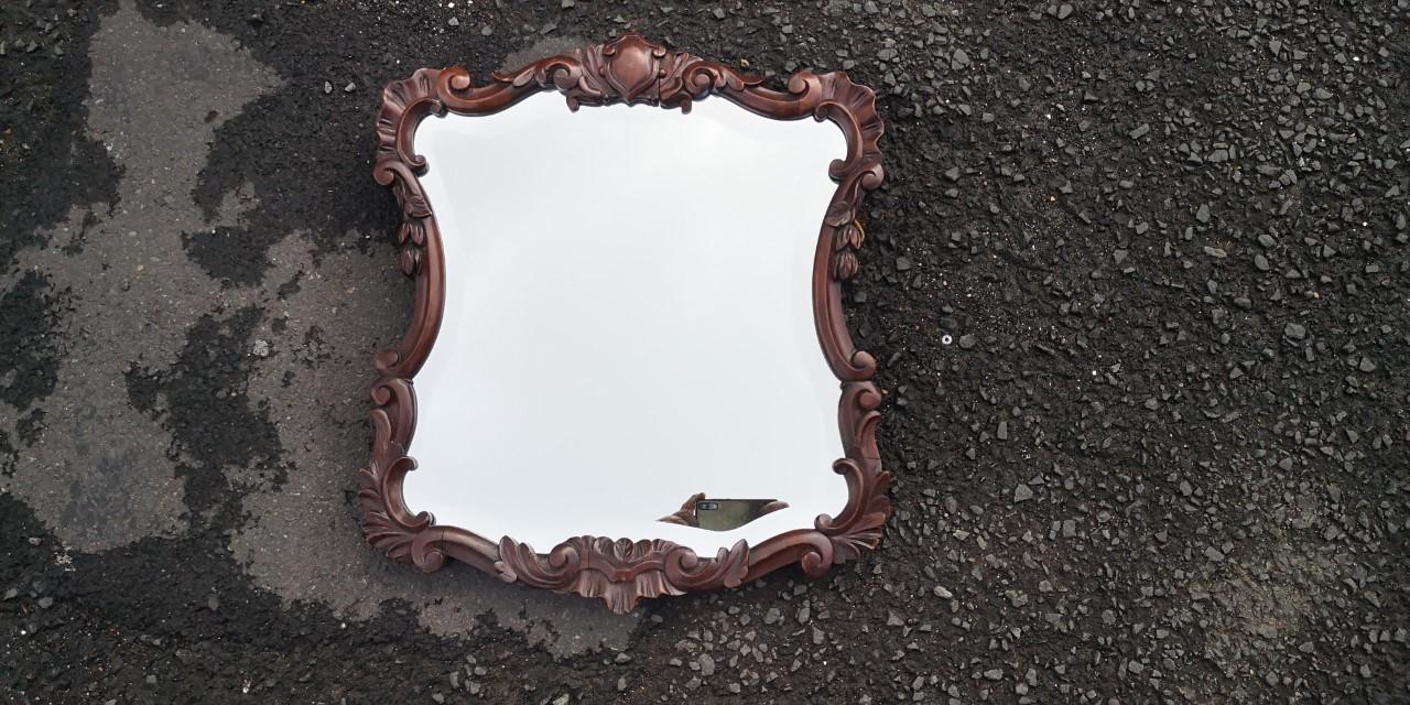 Mahogany mirror画像