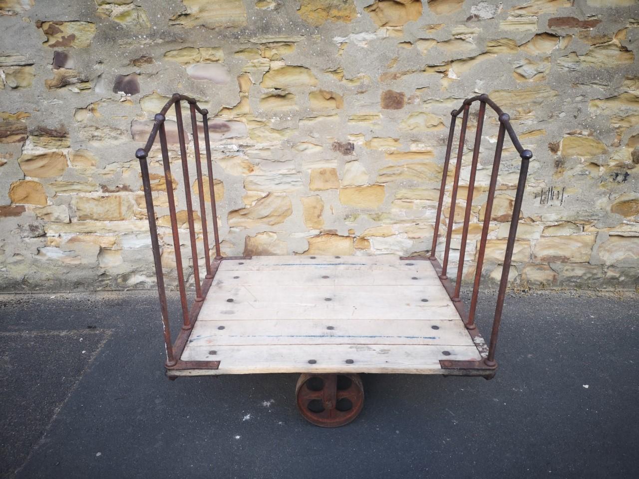 Late 19th century Mill cart画像