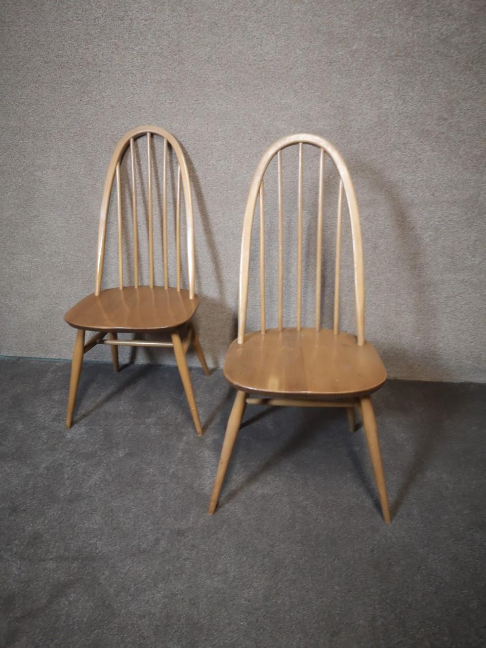 2 Ercol chairs (quaker_light)画像