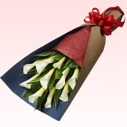 カラーの花束 511306画像
