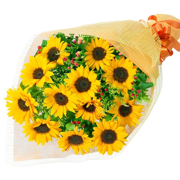 ひまわりの花束 511143画像