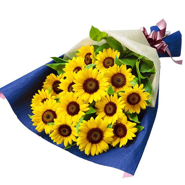 ひまわりの花束 511850画像