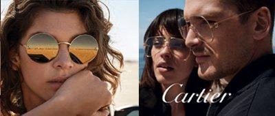 カルティエ眼鏡サングラス