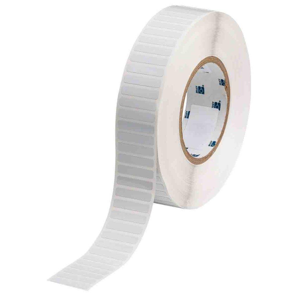 THT-43-719-10 静電気対策ラベル・耐熱ラベル 31.75X6.35mm つやなしの画像