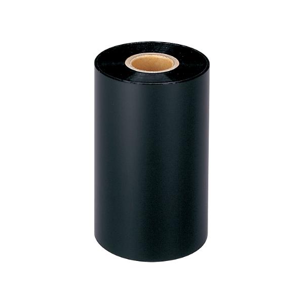 8インチ2色プリンタ PX509用リボン 黒 幅220mmX300M PSA09NS 紙用 10巻の画像