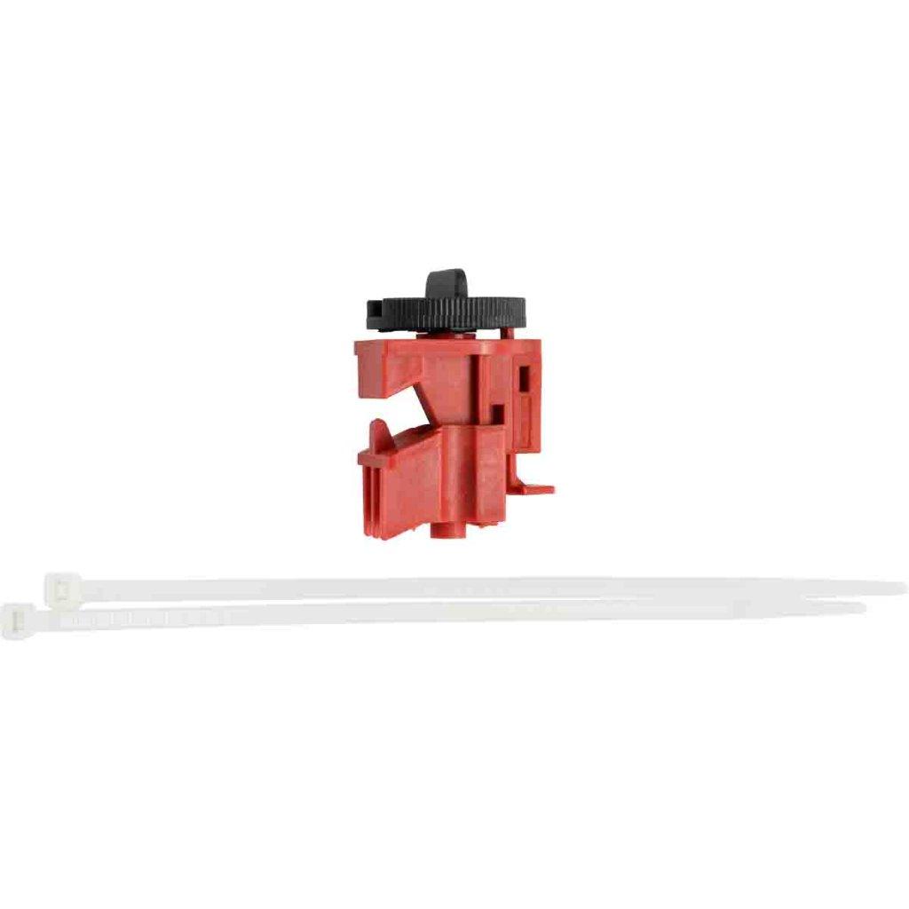 タグロック ロックアウト_ユニバーサルマルチポールブレーカー ロックアウト用 1個の画像