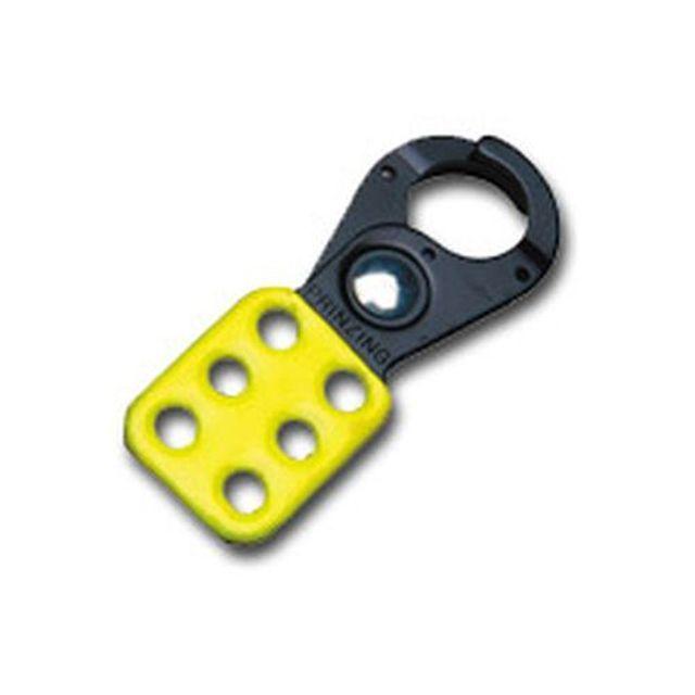腐食防止 ロックアウトハスプ 連結部径25.4mm 8個セット       (FT2188)の画像