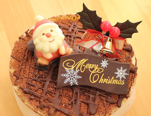 クリスマスティラミス(12㎝)※限定20セットの画像