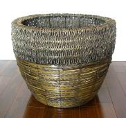 深鉢籐カバー(10号)の画像