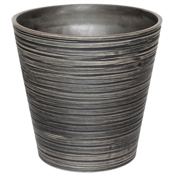 鉢カバー(チャコール)画像