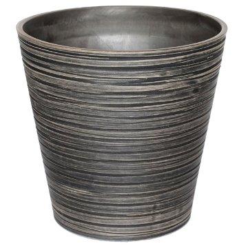 鉢カバー(チャコール)の画像