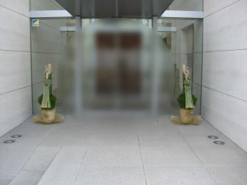 門松 120cm 通常輪飾りの画像