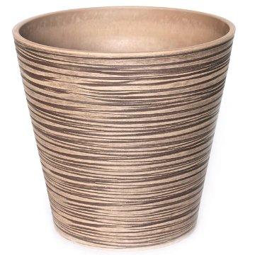 鉢カバー(ブラウン)の画像