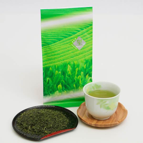 望 銀印(かぶせ茶)100g画像