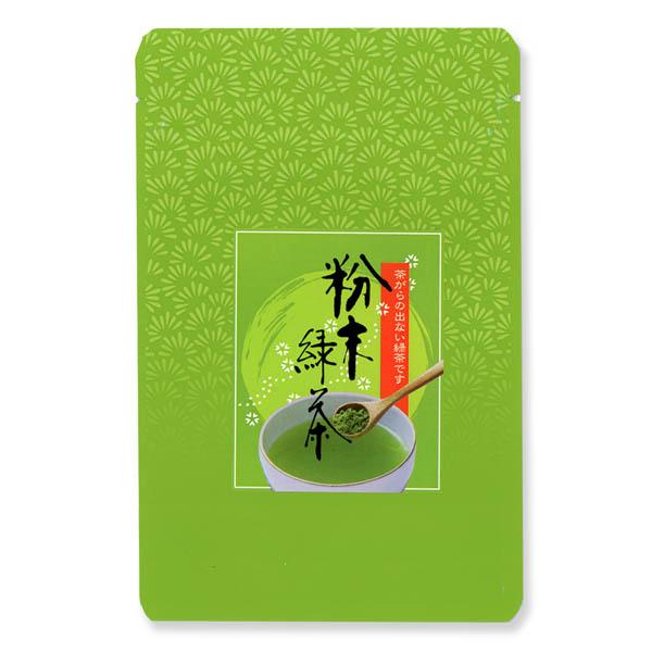 粉末緑茶 50gの画像