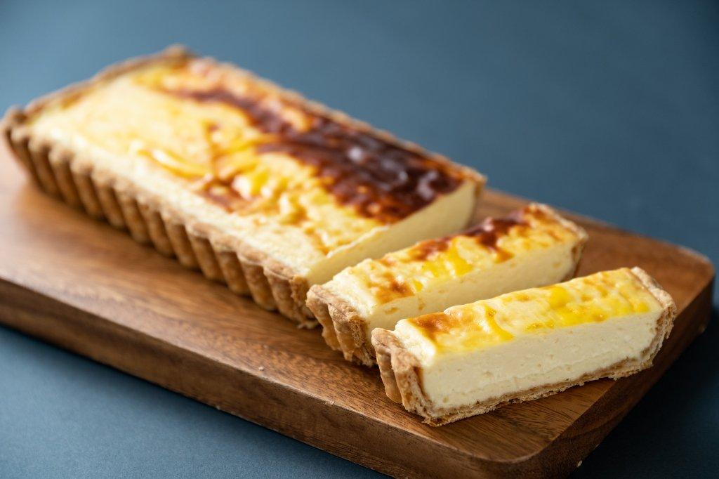 チーズケーキ(プレーン)の画像