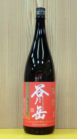 谷川岳 福迎 純米吟醸 1.8Lの画像