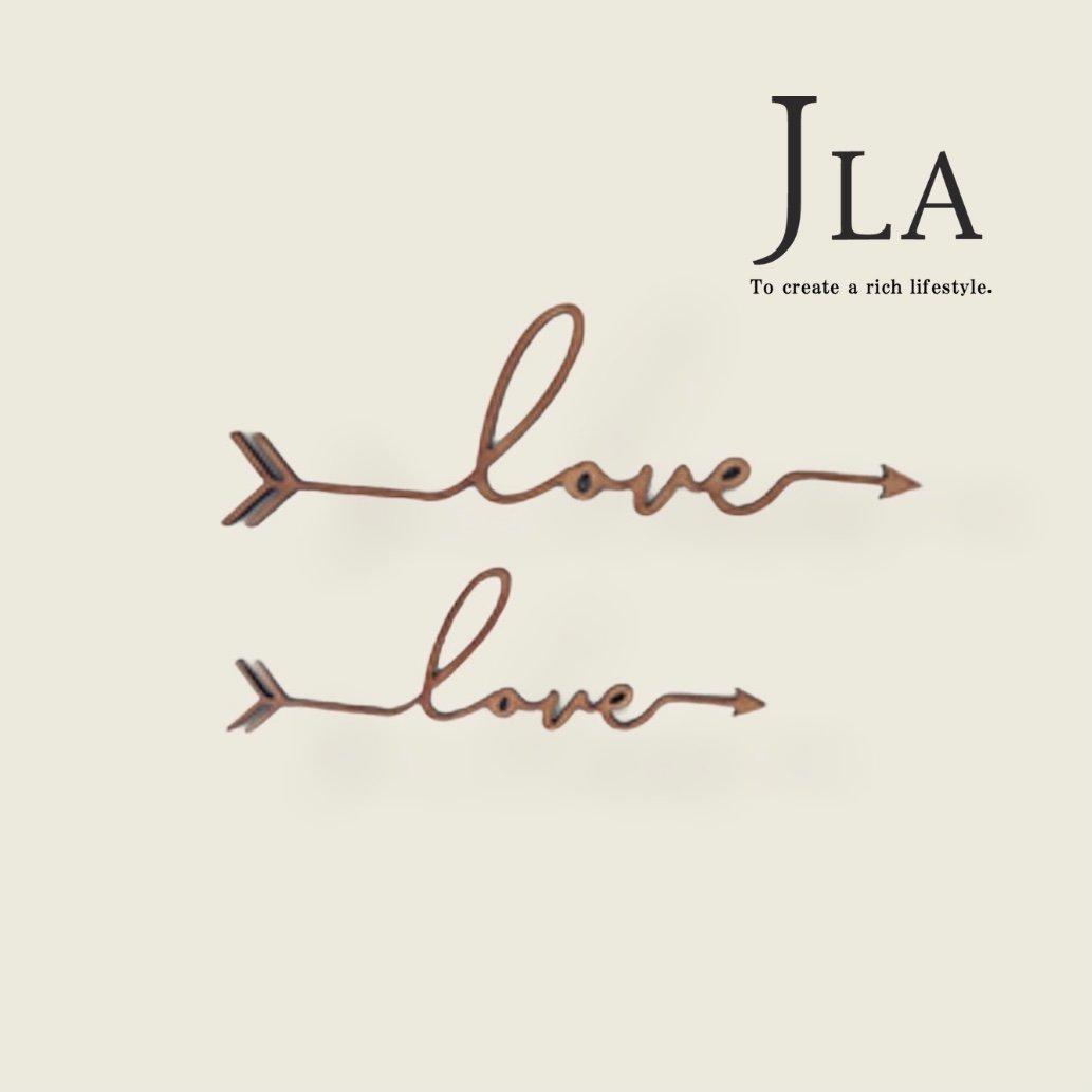 アクセントパーツ:LOVE画像