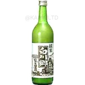 純米にごり酒 白川郷 【720ml】の画像