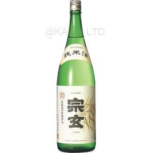 宗玄 純米酒 【1800ml】の画像