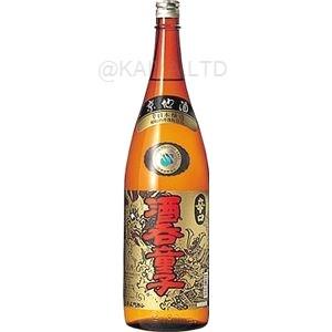 酒呑童子 山廃本醸造 大辛口 【1800ml】の画像