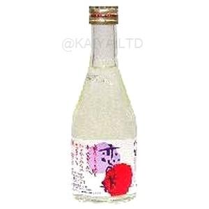 酒呑童子 吟醸生貯 恋の道R瓶 【300ml】×1函(24本)の画像